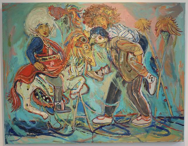 , 'Modern Society,' 2017, Tufenkian Fine Arts