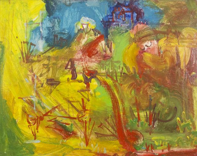 , 'Landscape No. 105,' 1942, Hollis Taggart