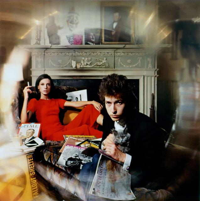 , 'Bob Dylan & Sally Grossman, BIABH Album Cover, Woodstock, NY,' 1965, TASCHEN