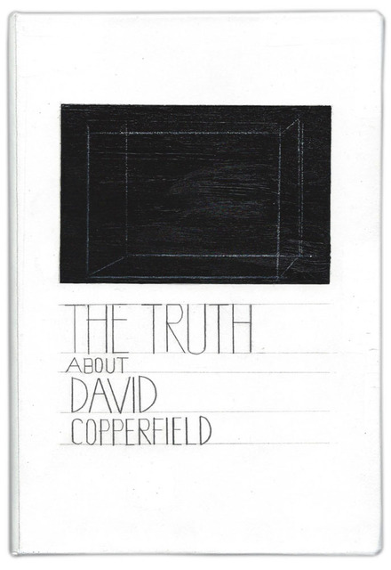 , 'The Truth About David Copperfield,' 2013, Western Exhibitions