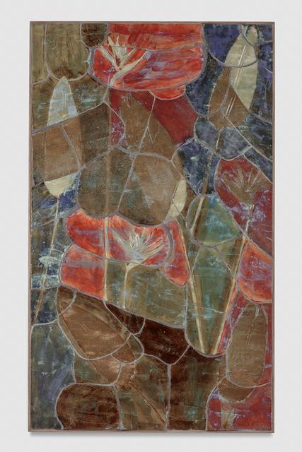 , 'Untitled (Los Feliz garden, birds of paradise),' 2016, Galerie Eva Presenhuber
