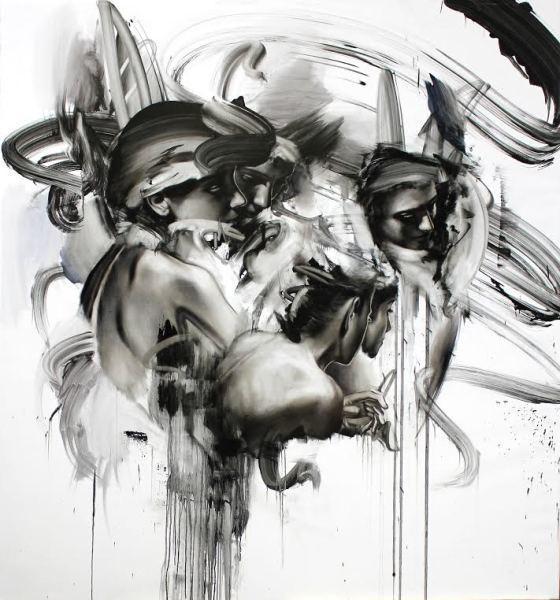 Tom French, 'Dualities 2', 2018, Unit London