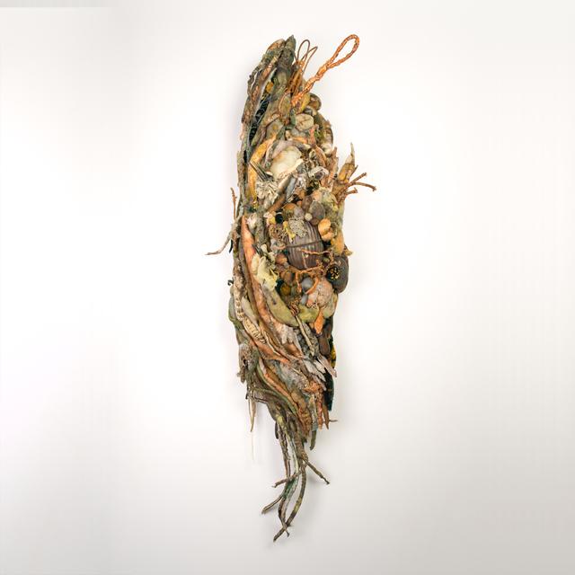 , 'Lichen,' 2017, Ruckus Art Gallery