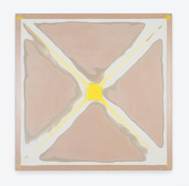 , '124 square,' 2016, Galerie Onrust