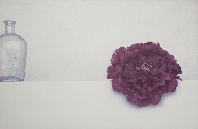 , 'flower and bottle,' 2012, Gallery Now