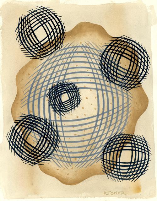 , 'Orbit,' 2014, Fleisher/Ollman