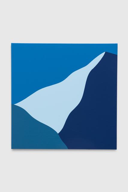 , 'Blue #001,' 2019, Brannan Mason Gallery