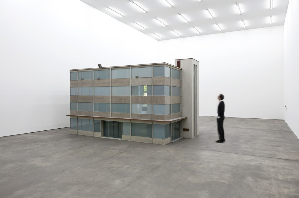 Installation view, Peter Fischli / David Weiss, 'Haus' Sprüth Magers Berlin, April 27 - July 27, 2019; Photography: Timo Ohler