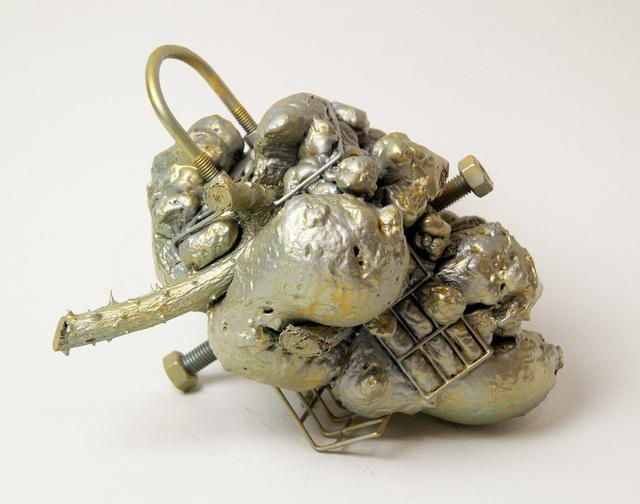 , 'Breakout Maquette II,' 2010, Bernard Jacobson Gallery