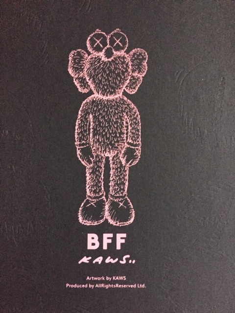 "KAWS, 'KAWS ""Best Friends Forever""', 2016, New Union Gallery"