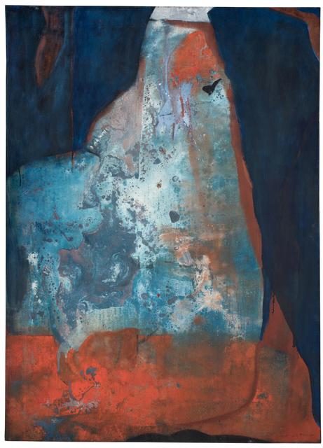 Romare Bearden, 'Strange Land ', 1959, DC Moore Gallery
