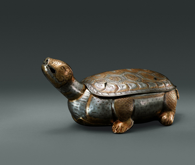 , 'Gilt Silver Case in the Shape of a Tortoise,' , Art Museum of the Chinese University of Hong Kong