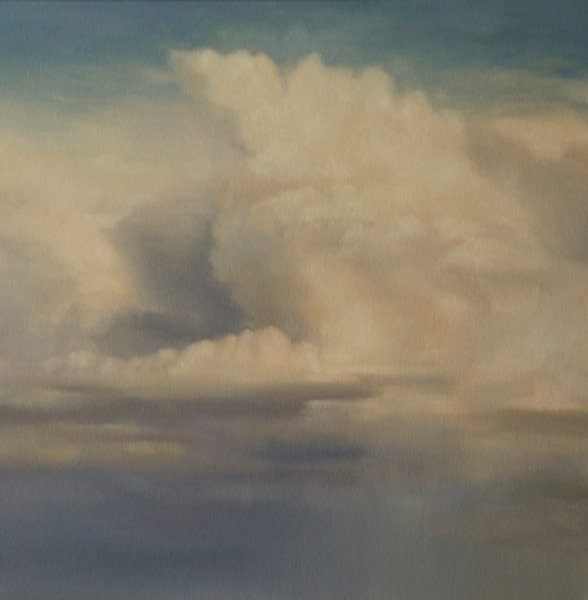, 'Cumulus,' 2018, Wally Workman Gallery