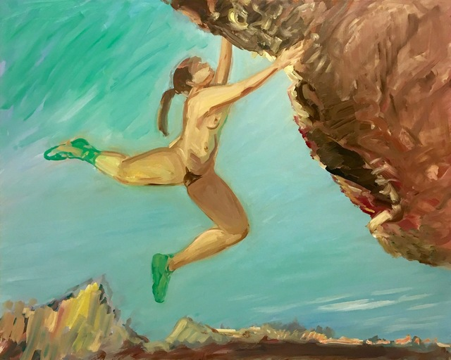 , 'Rock Climber 1,' 2018, Malin Gallery
