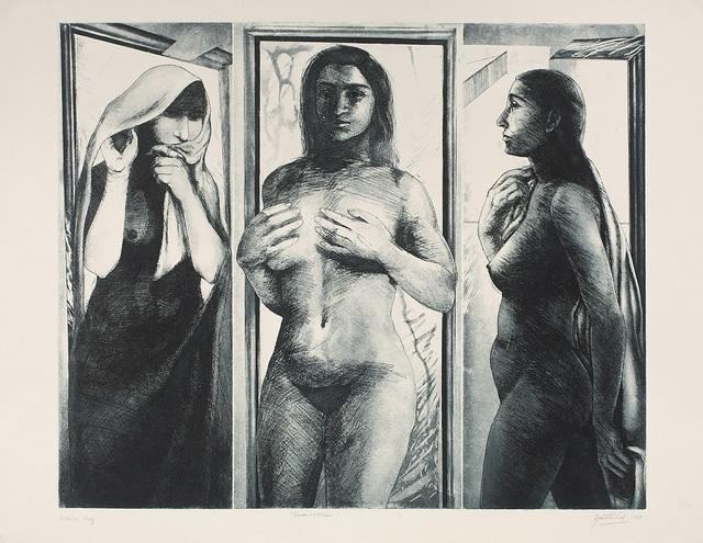 , 'Emancipation,' 1988, Dag Modern