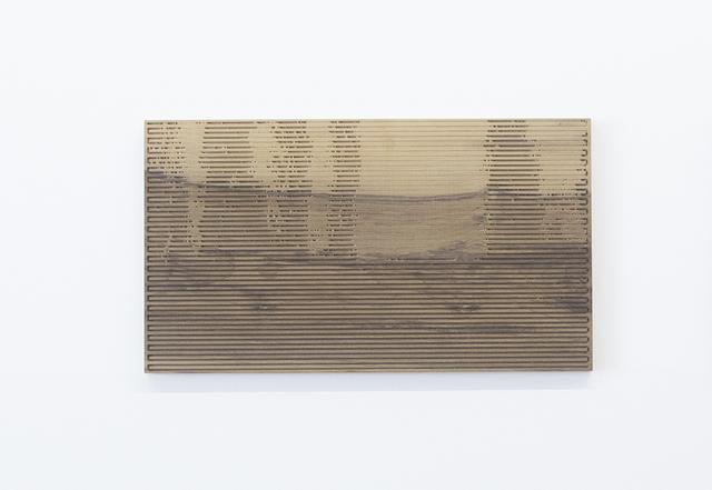 , 'Vent Moderne nº 1,' 2015, Galeria Nara Roesler