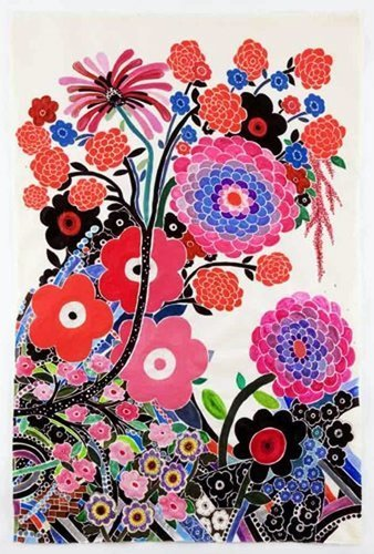 Nina Bovasso, 'Flowers on a Walk', 2009, TAG ARTS