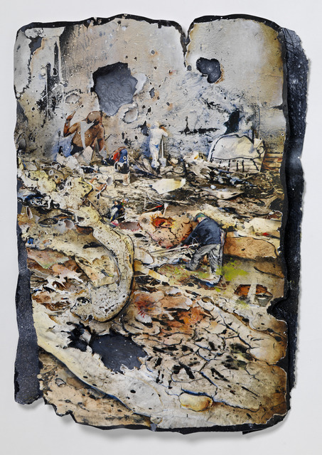 , 'Fragment II,' 2016, Gallery NAGA