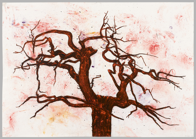 , 'Tree (no 2) (PP1220),' 2012, Ben Brown Fine Arts