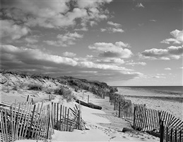 Daniel Jones, 'Beach Fence #8', Tulla Booth Gallery