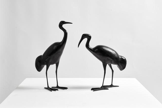 , 'Les Deux Grues,' 1986-2008, Ben Brown Fine Arts