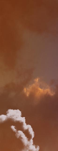 , 'Single Cloud (1),' 2018, Winston Wächter Fine Art