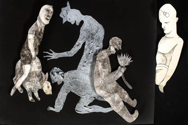 , 'Piggyback,' 2016, ARTCO Gallery
