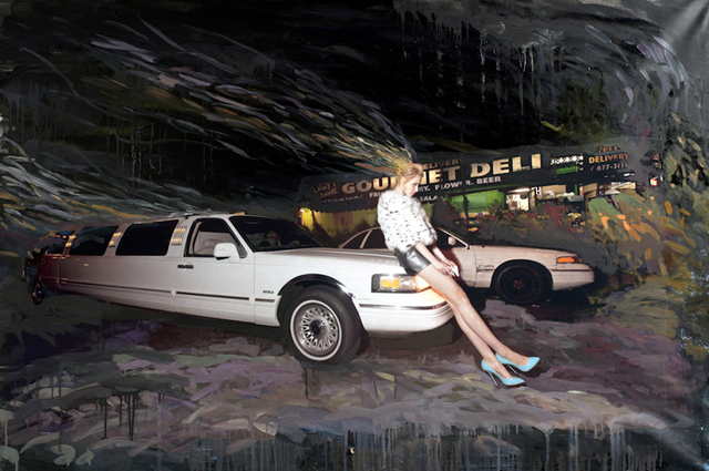 CHRIS CAROLINA, '#64 NYC', Galerie Vivendi