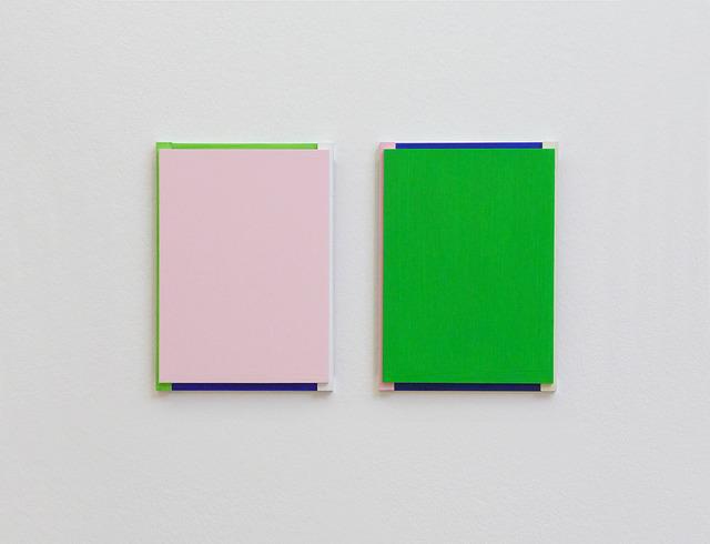 , 'Düsseldorf-Reykjavik V,' 2000, Galerie Nikolaus Ruzicska