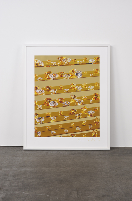 Damien Hirst, 'Gold Tears', 2012, Weng Contemporary