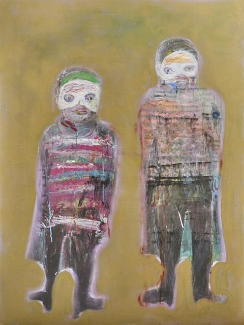 , 'Adestes Fidel-ish,' 2016, Gibbons & Nicholas