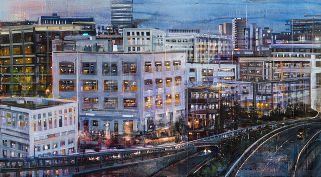 , 'City Connections 10,' , GF Contemporary