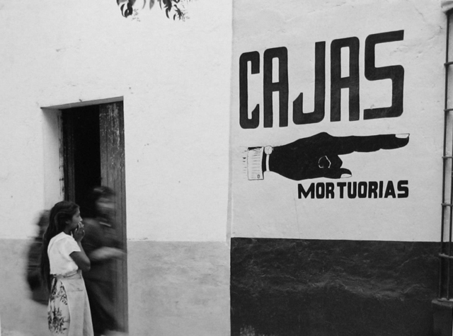 , 'Cajas Mortuorias,' , G. Gibson Gallery