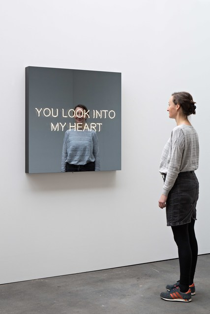 , 'YOU LOOK INTO MY HEART,' 2107, KÖNIG GALERIE