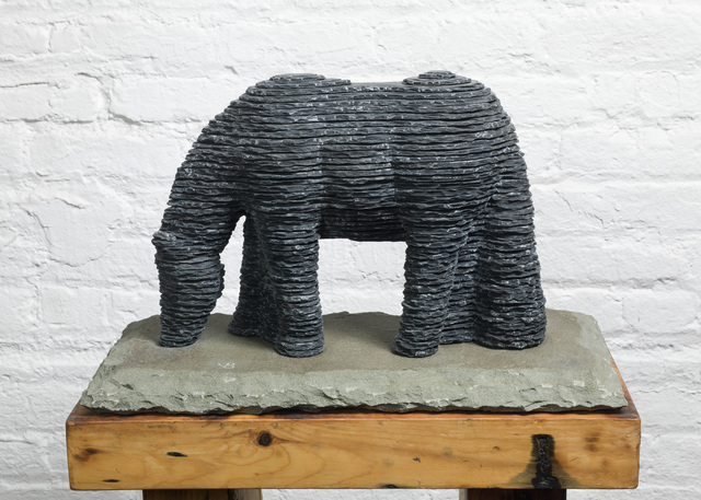 , 'Grazing Horse,' 2014, Connaught Brown