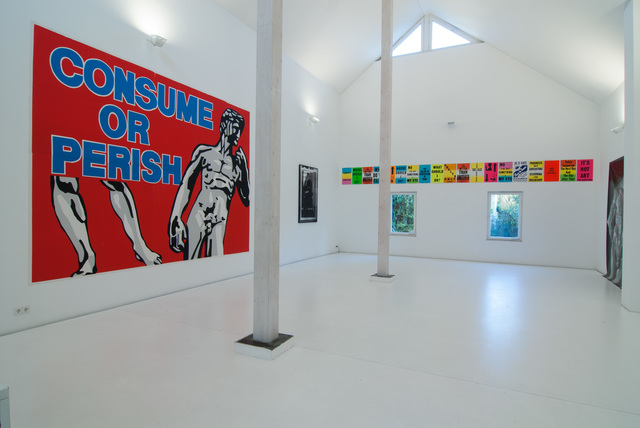 , 'CONSUME OR PERISH,' 1989, Brigitte March International Contemporary Art