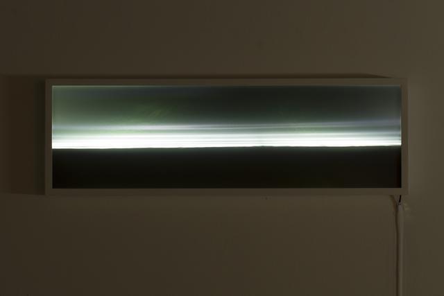 , '6:43 pm,' 2015, Art Mûr