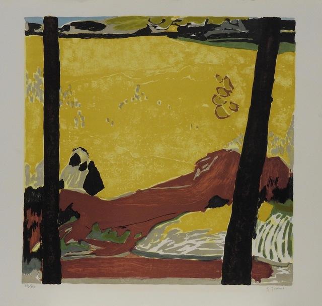 Gabriel Godard, 'Paysage', 1974, Artioli Findlay