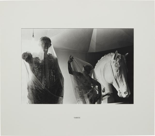 Louise Lawler, 'Three', 1984, Phillips
