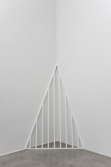 , 'Not here,' 2017, Galeria Luisa Strina