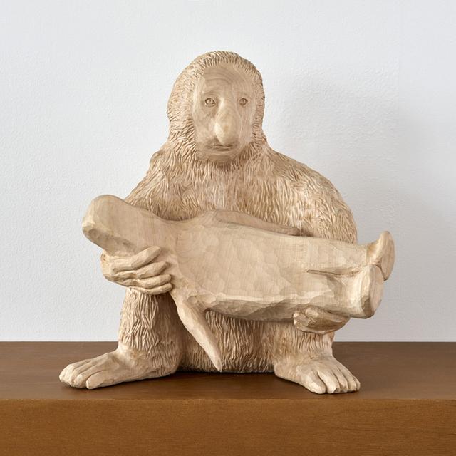 , 'Nose Monkey,' 2016, CFHILL