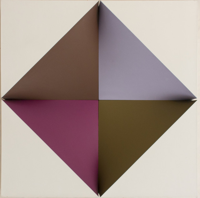 , 'A638,' 1972, Eric Firestone Gallery