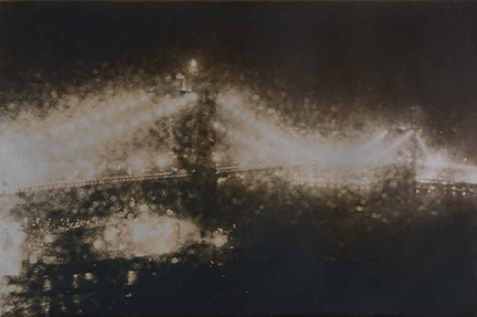 , 'Brooklyn Bridge. Hokusai Series,' 2007, Staley-Wise Gallery