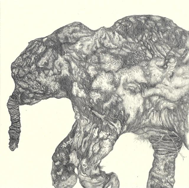 , 'Elephant,' 2017, Gudberg Nerger