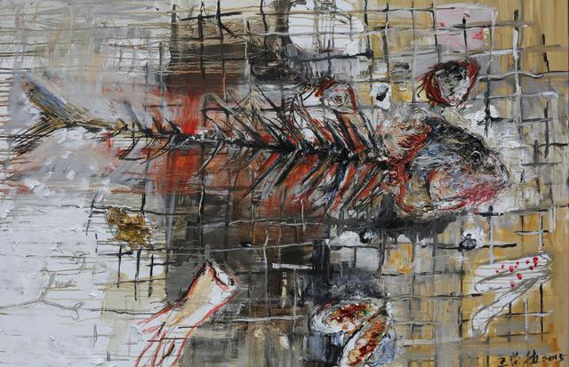 , 'Gourmet No. 4,' 2015, de Sarthe Gallery