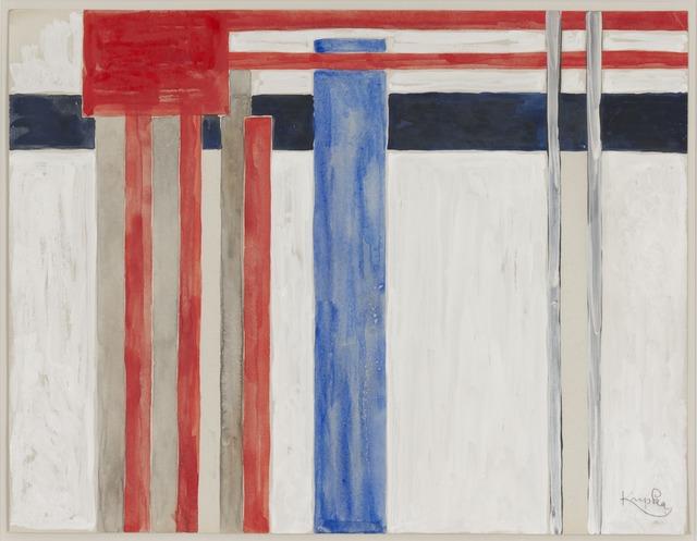 , 'Study for 'Ensemble statique',' ca. 1934, Galerie Le Minotaure