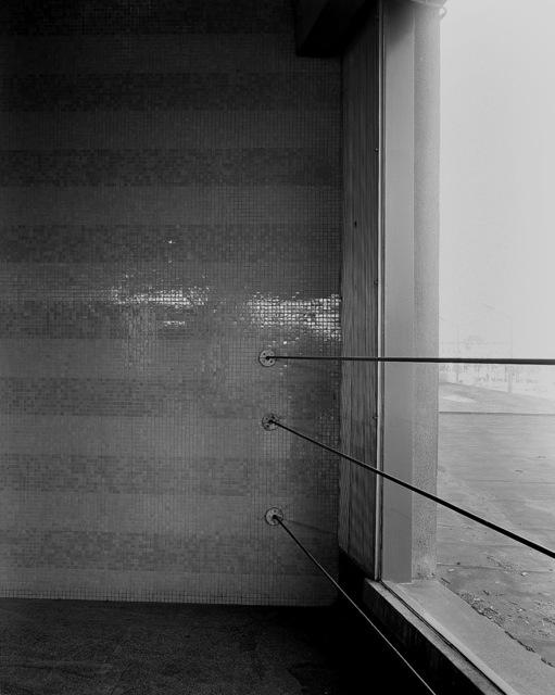 , 'Südbahnhof Wien, AT, Architekt Heinrich Hrdlicka,' 1991, Christine König Galerie