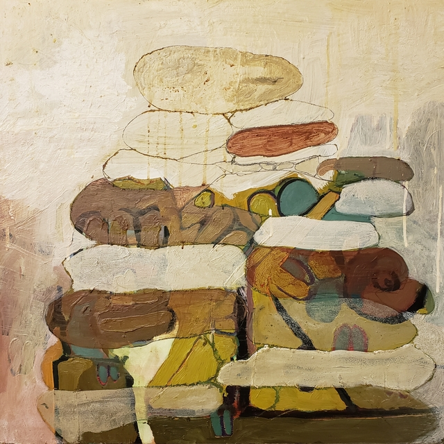 , 'Big Ol' Color Sandwich,' 2018, Springfield Art Association