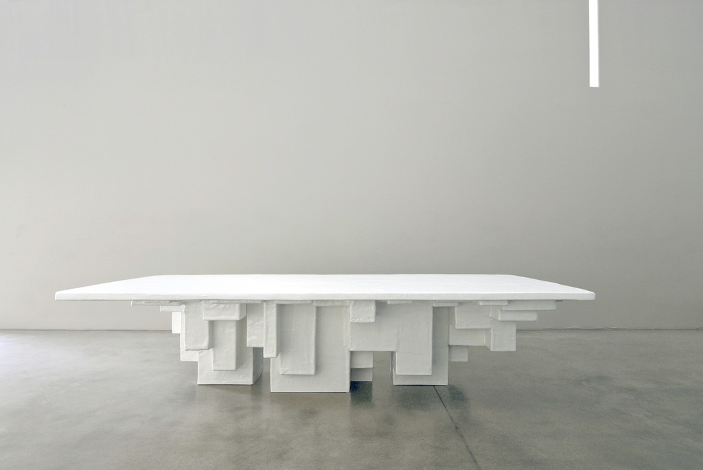Primitive Table by Studio Nucleo