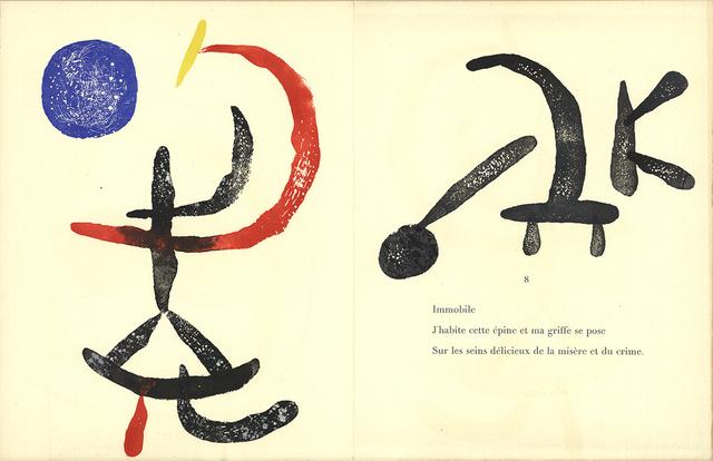Joan Miró, 'Gravure sur Bois 6', ArtWise
